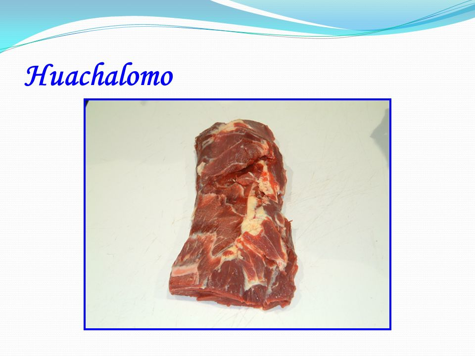 Huachalomo