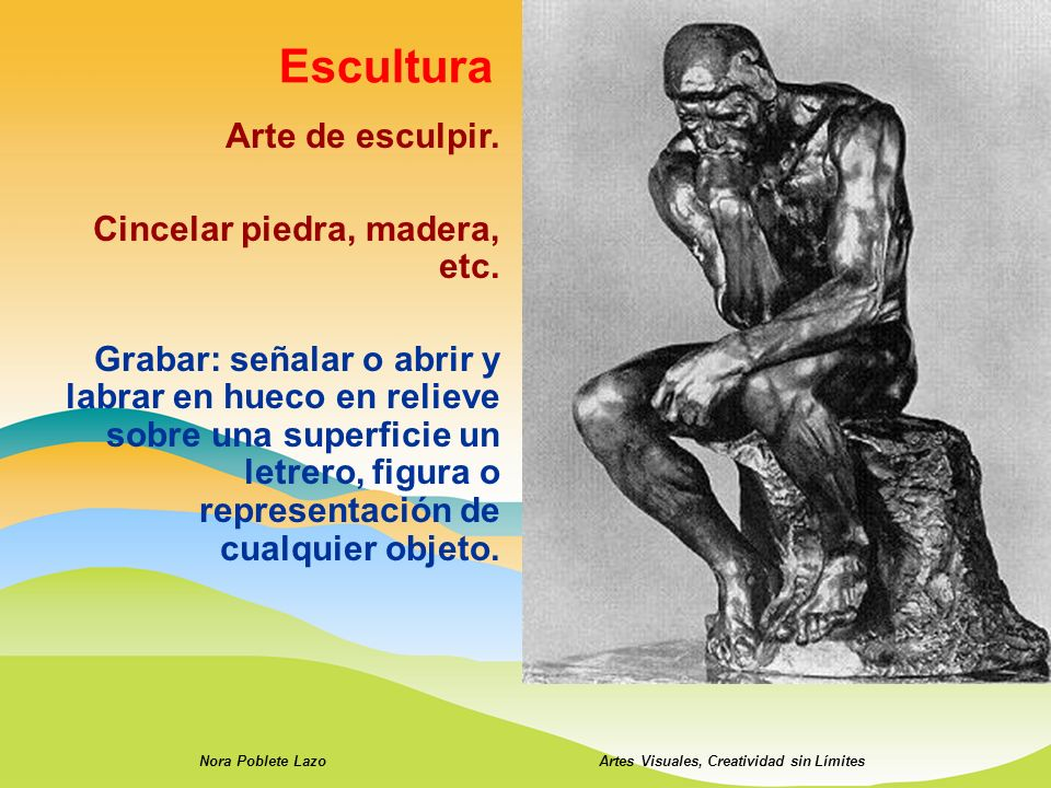 Artes Visuales, Creatividad sin Límites