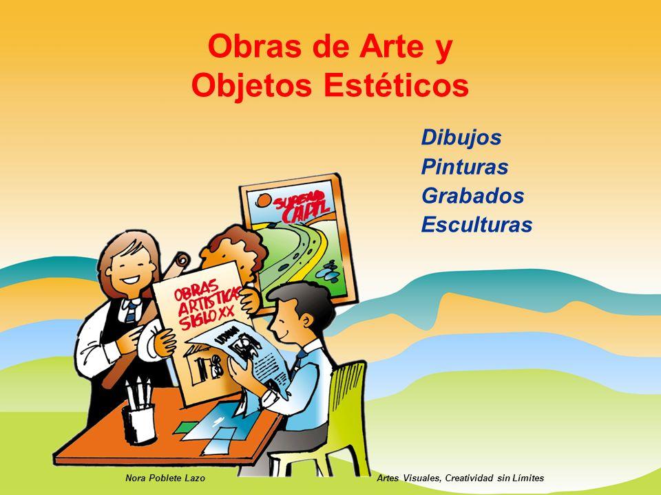 Obras de Arte y Objetos Estéticos