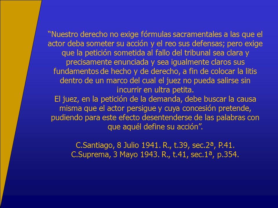 C.Santiago, 8 Julio 1941. R., t.39, sec.2ª, P.41.