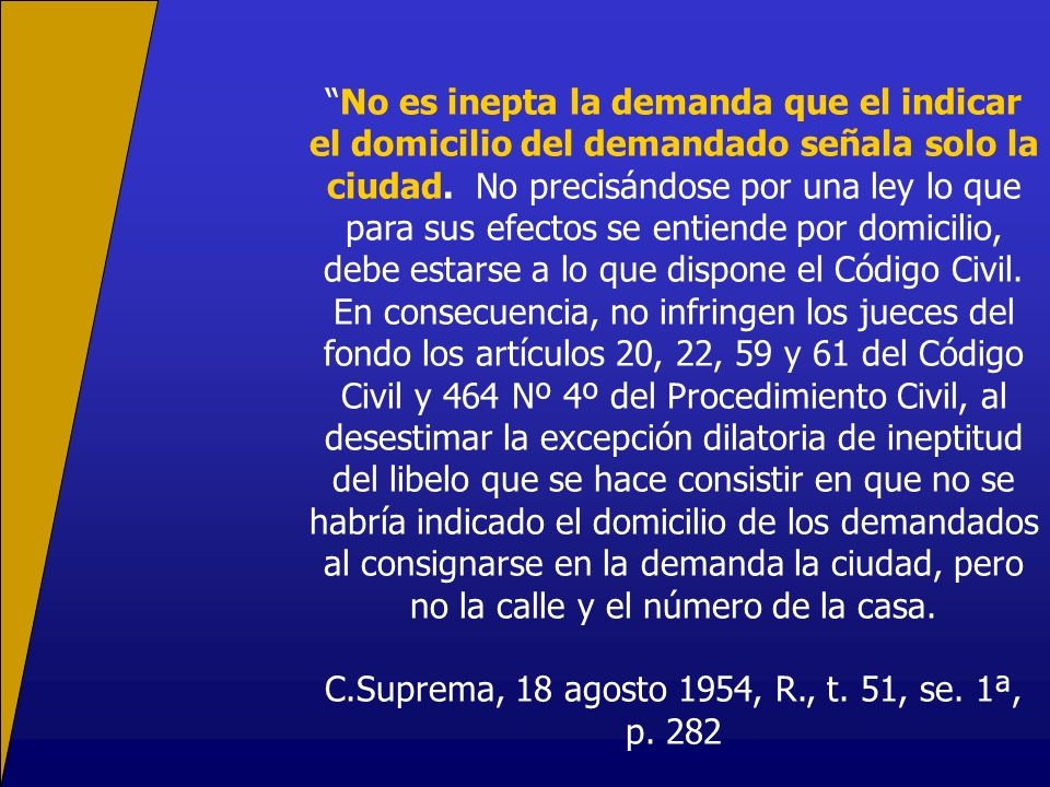 C.Suprema, 18 agosto 1954, R., t. 51, se. 1ª, p. 282