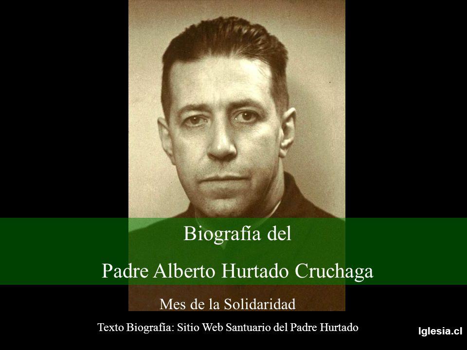 Padre Alberto Hurtado Cruchaga