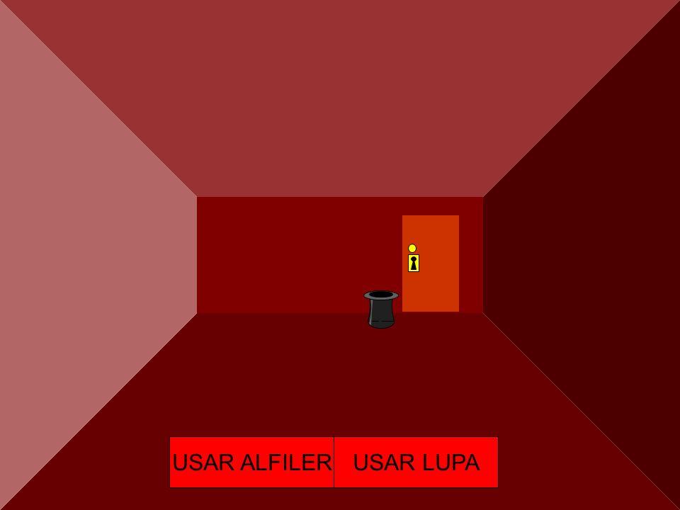 USAR ALFILER USAR LUPA