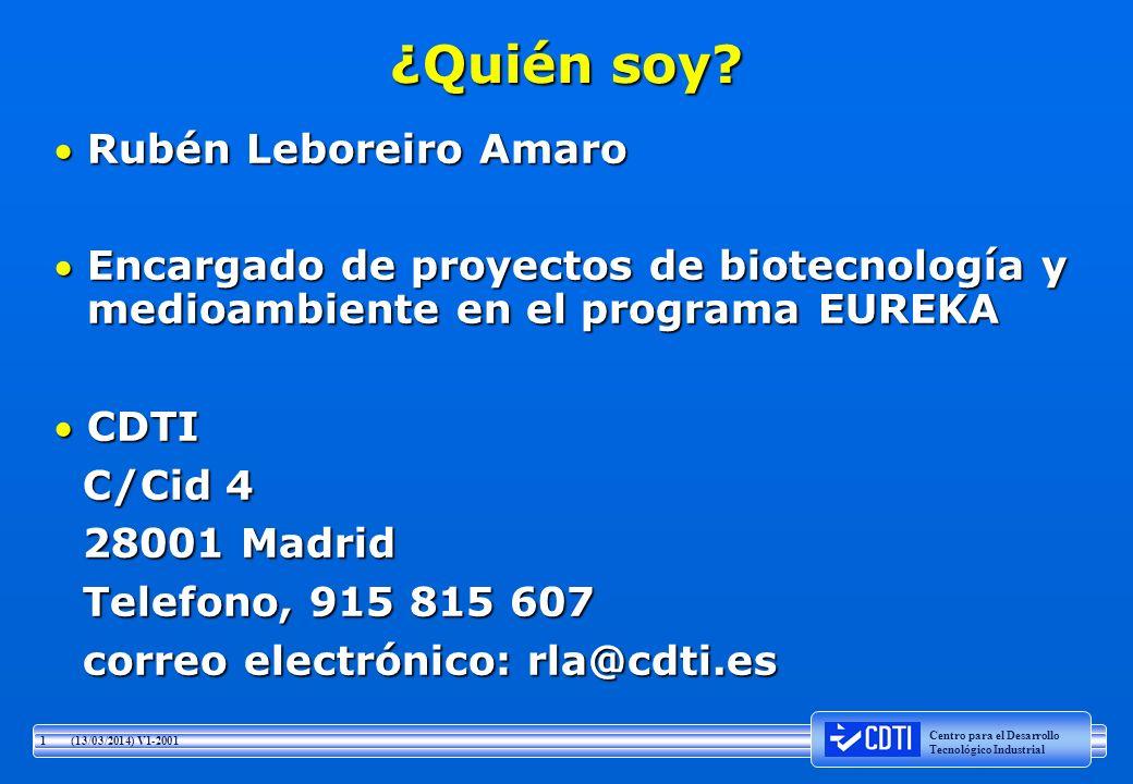 ¿Quién soy Rubén Leboreiro Amaro