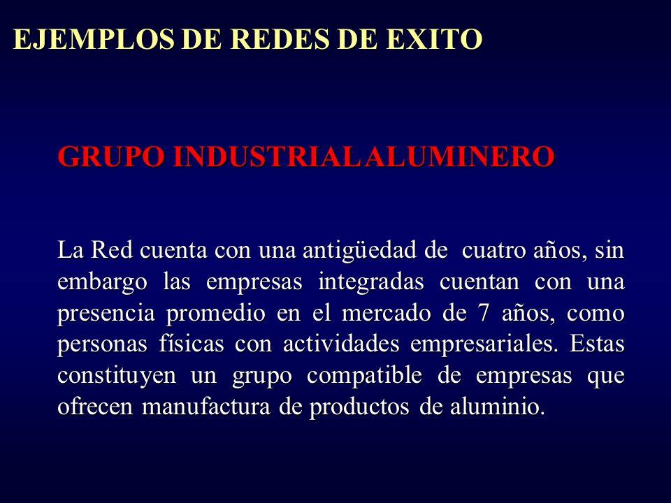 EJEMPLOS DE REDES DE EXITO