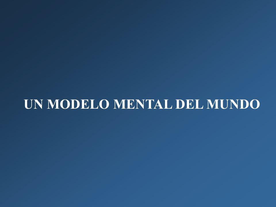 UN MODELO MENTAL DEL MUNDO