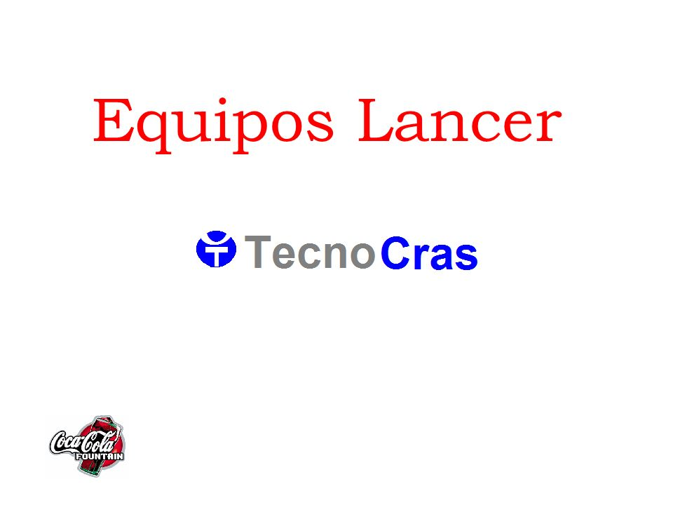 Equipos Lancer