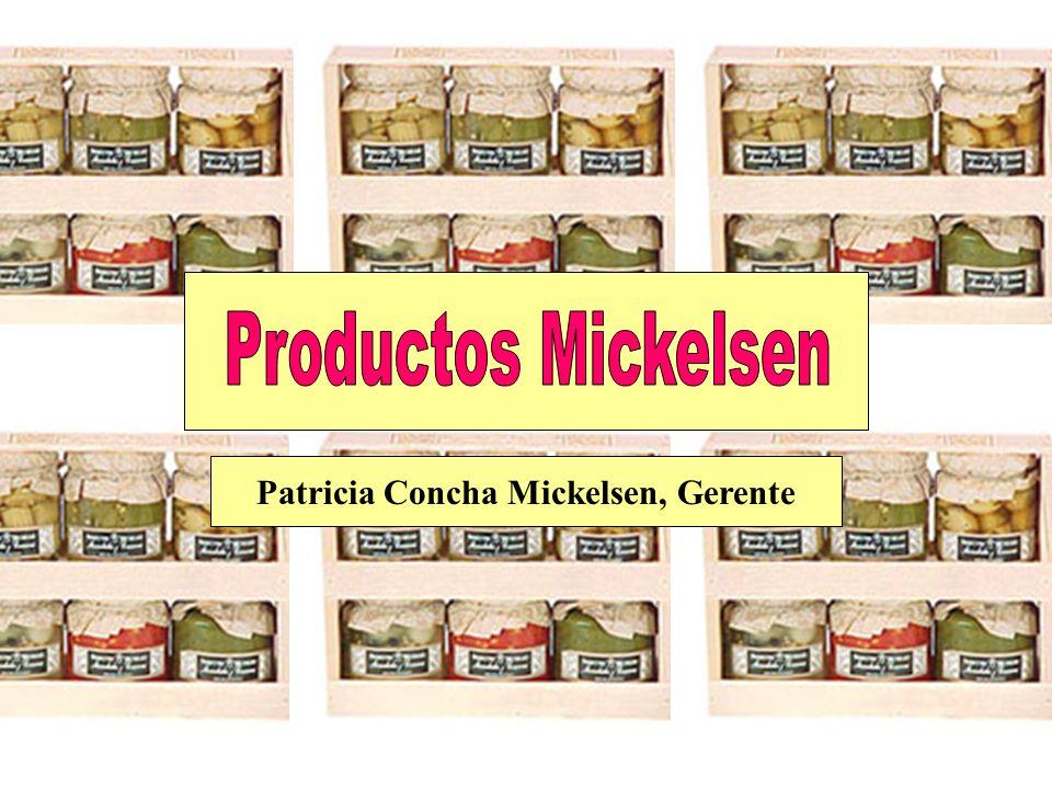 Patricia Concha Mickelsen, Gerente
