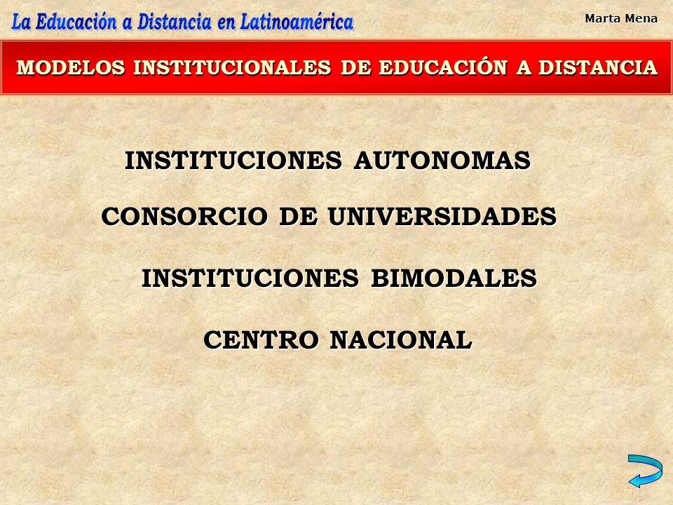 La Educación a Distancia en Latinoamérica