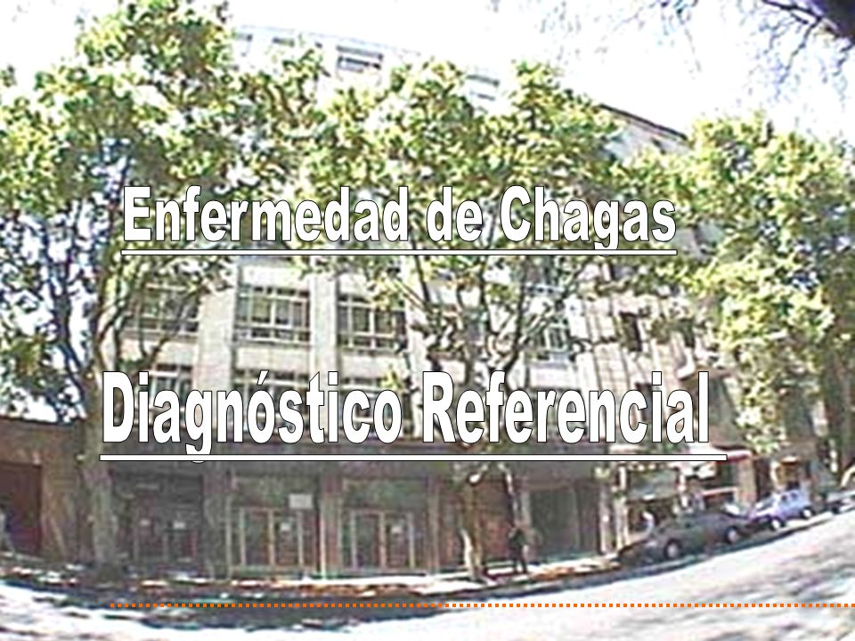 Diagnóstico Referencial