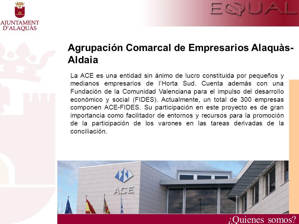 Agrupación Comarcal de Empresarios Alaquàs-Aldaia
