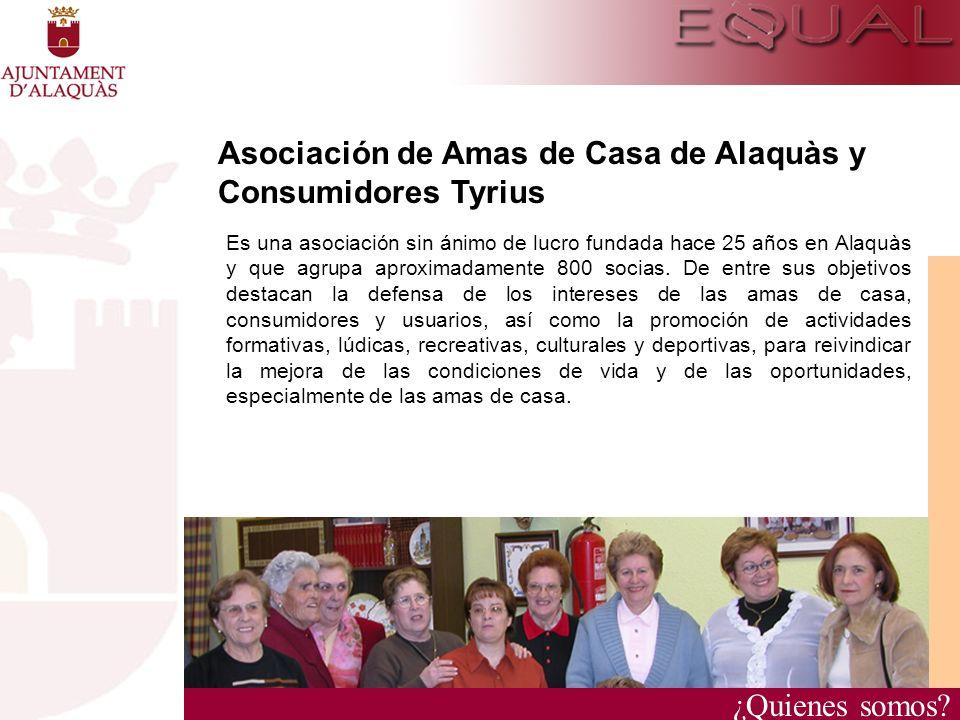 Asociación de Amas de Casa de Alaquàs y Consumidores Tyrius