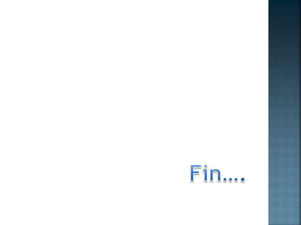 Fin….