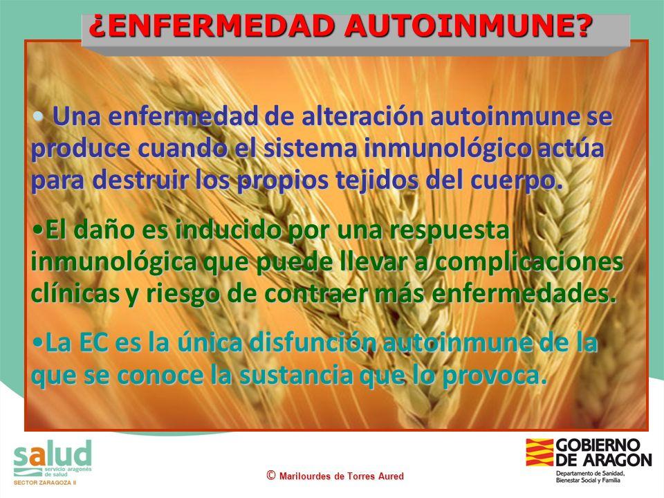 ¿ENFERMEDAD AUTOINMUNE