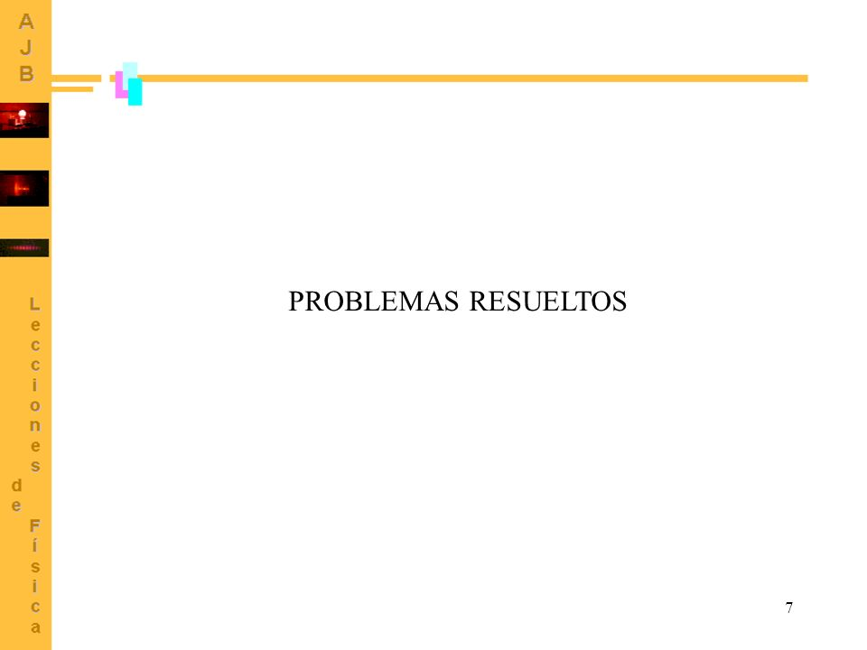 PROBLEMAS RESUELTOS