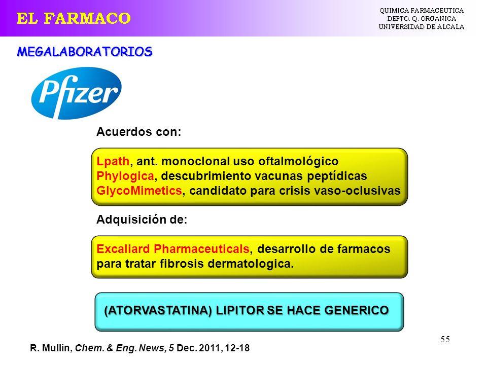 Lpath, ant. monoclonal uso oftalmológico