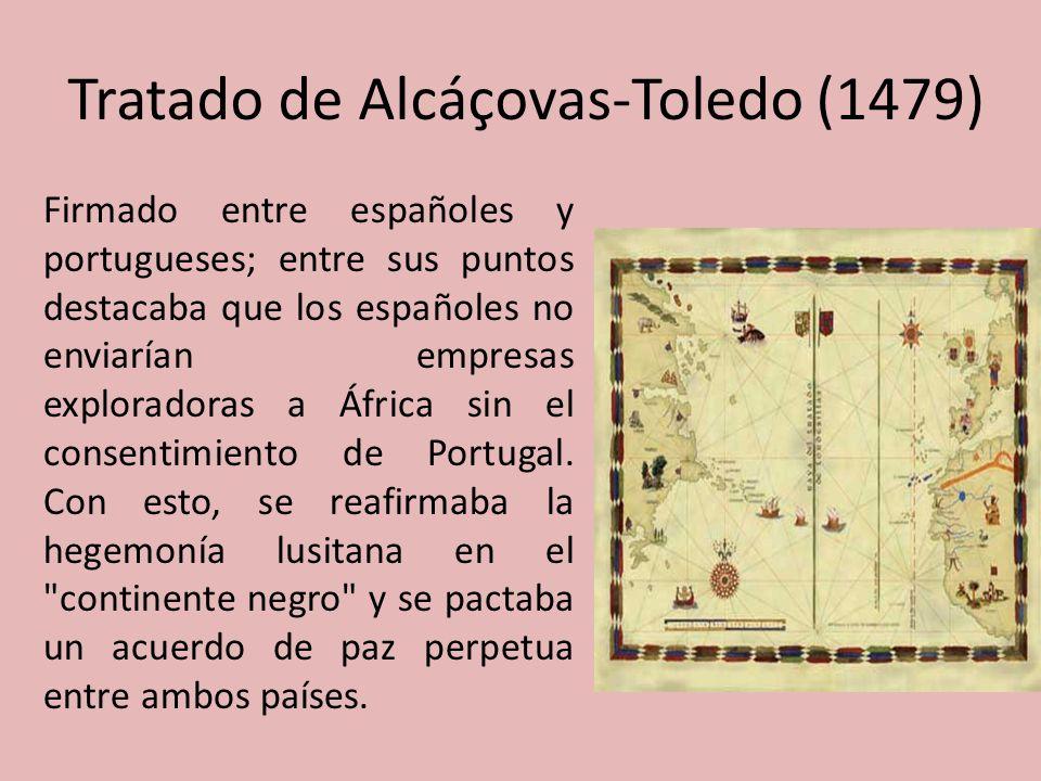 Tratado de Alcáçovas-Toledo (1479)