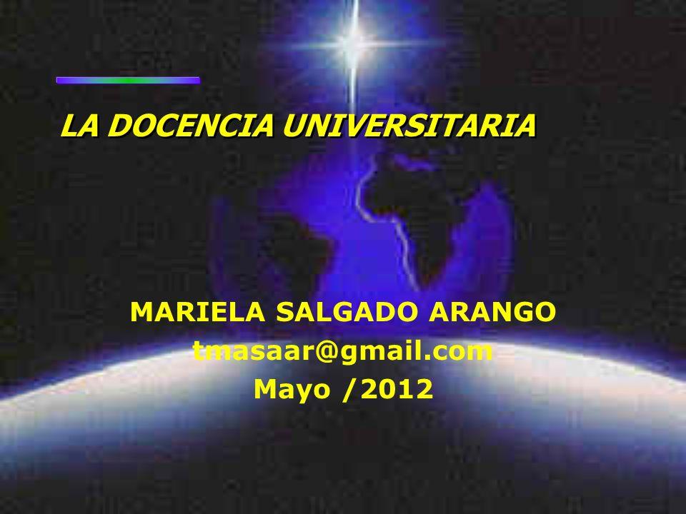 MARIELA SALGADO ARANGO tmasaar@gmail.com Mayo /2012