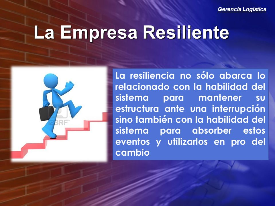 La Empresa Resiliente