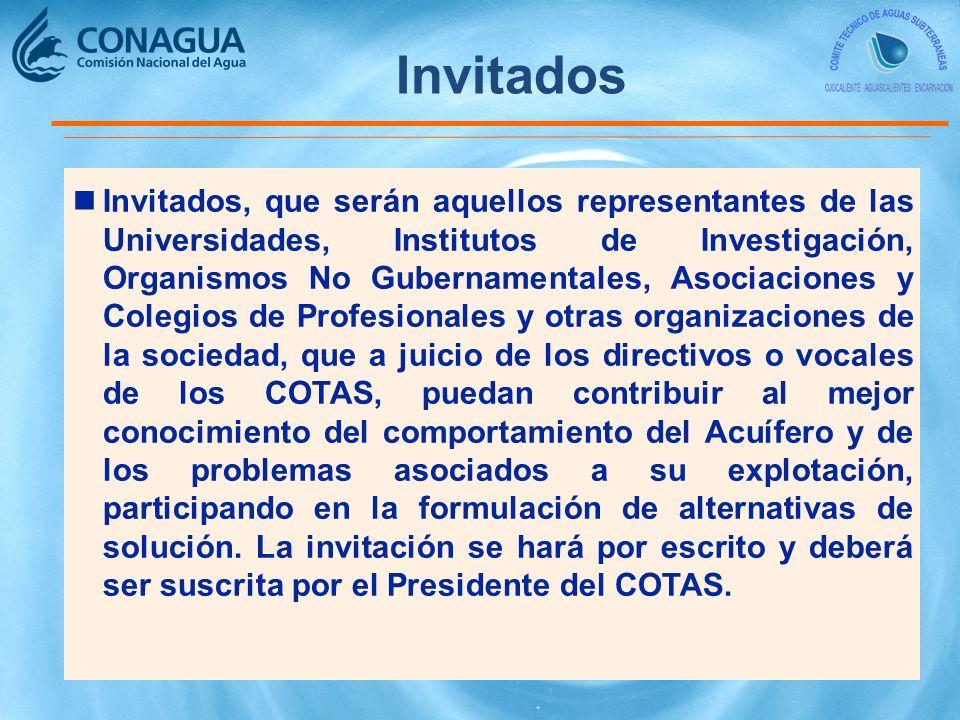 Invitados