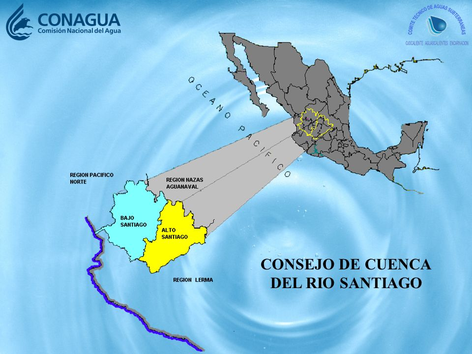 CONSEJO DE CUENCA DEL RIO SANTIAGO