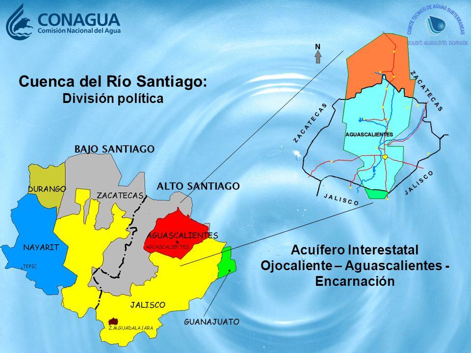 Cuenca del Río Santiago: