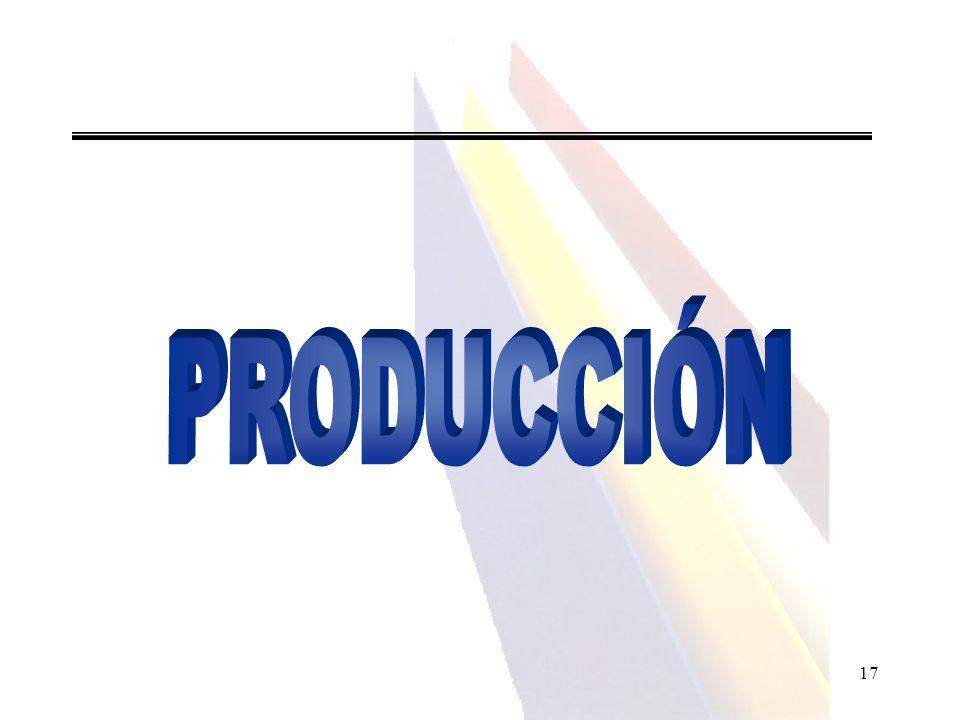 PRODUCCIÓN 17 17