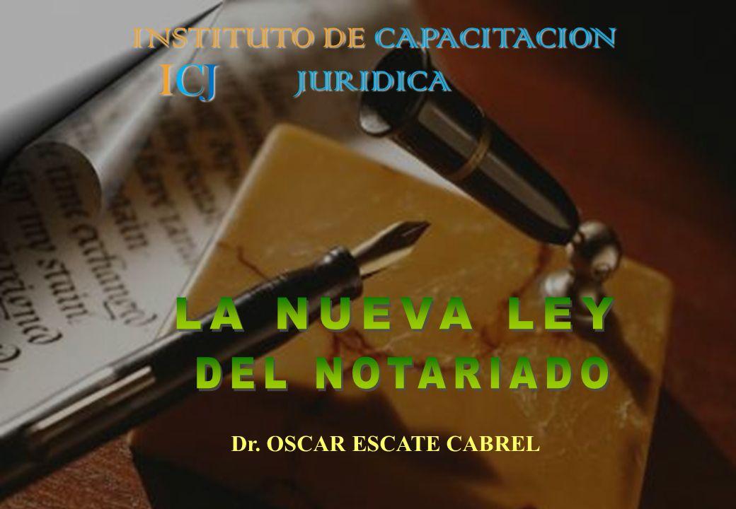 INSTITUTO DE CAPACITACION JURIDICA