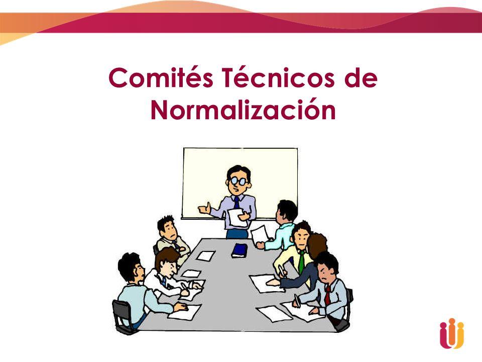 Comités Técnicos de Normalización
