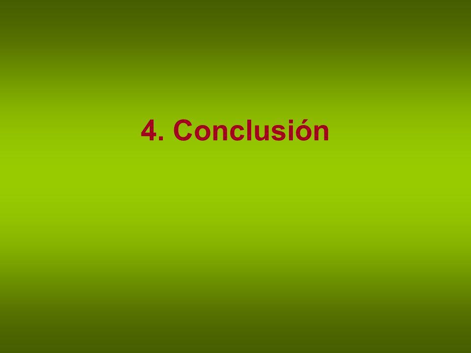 4. Conclusión