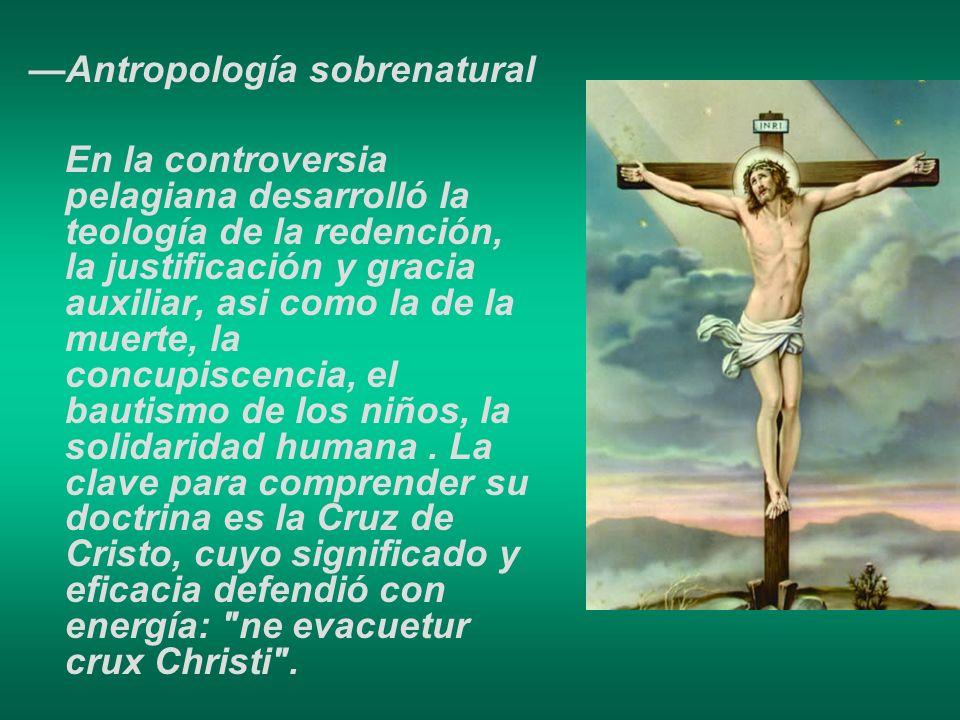 —Antropología sobrenatural