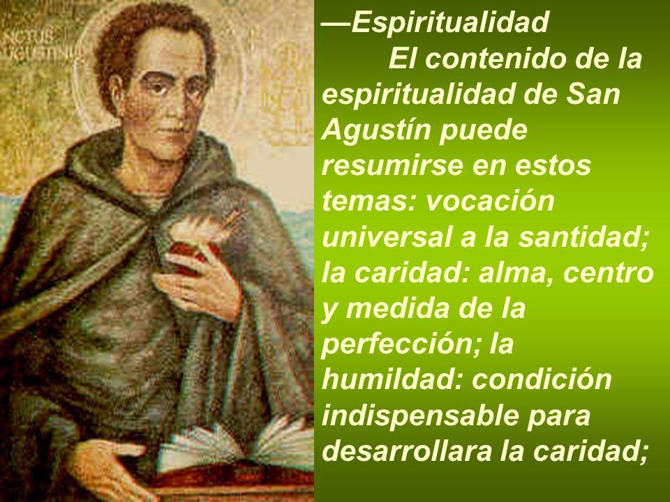 —Espiritualidad