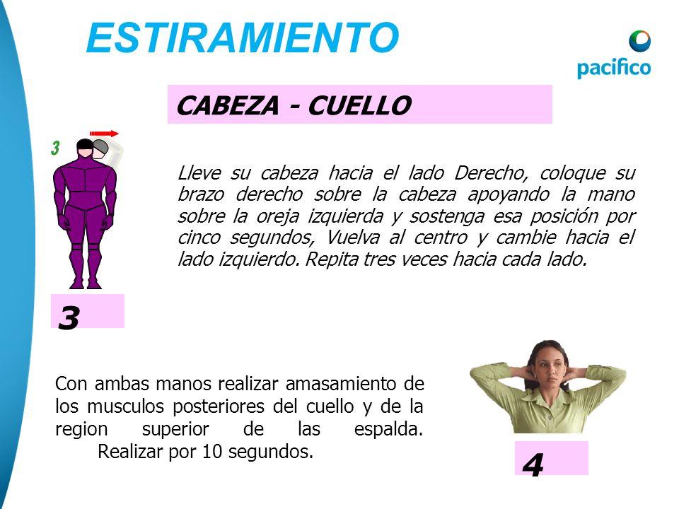 ESTIRAMIENTO 3 4 CABEZA - CUELLO