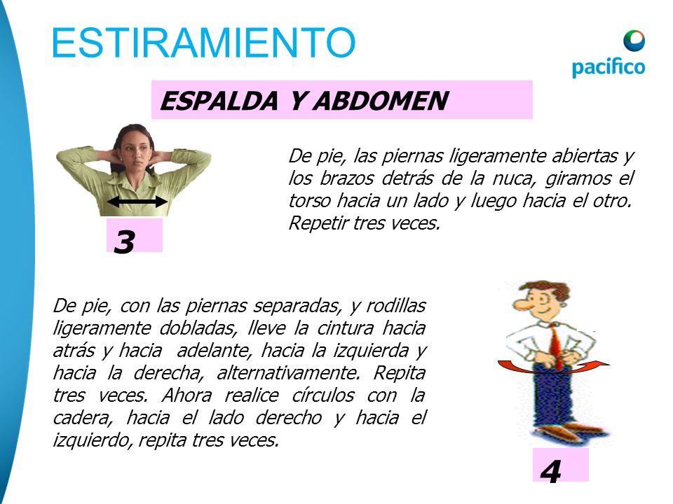 ESTIRAMIENTO 3 4 ESPALDA Y ABDOMEN