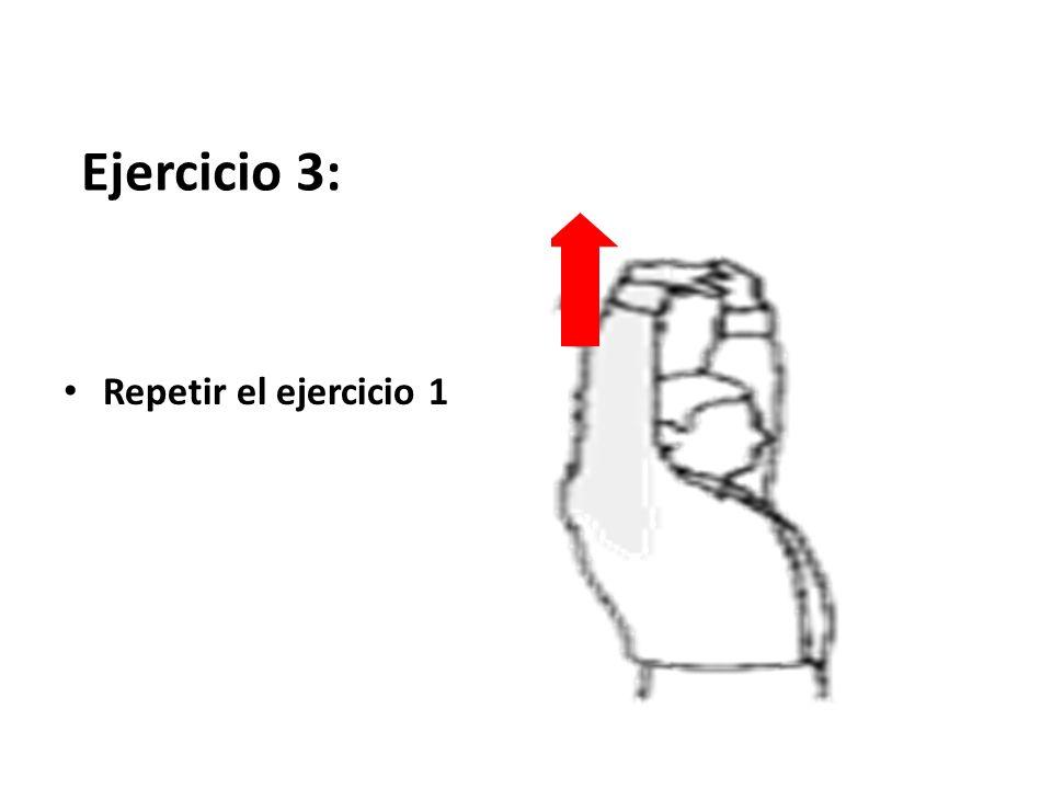 Ejercicio 3: Repetir el ejercicio 1