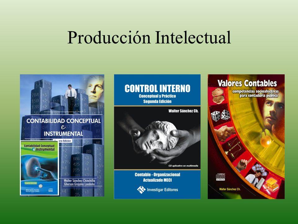 Producción Intelectual