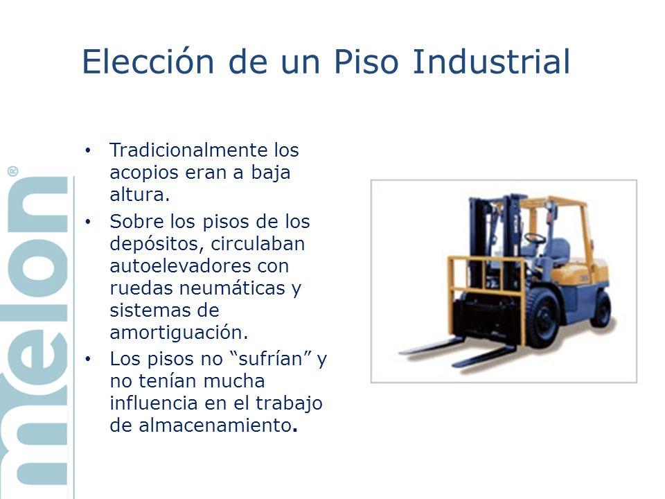 Elección de un Piso Industrial