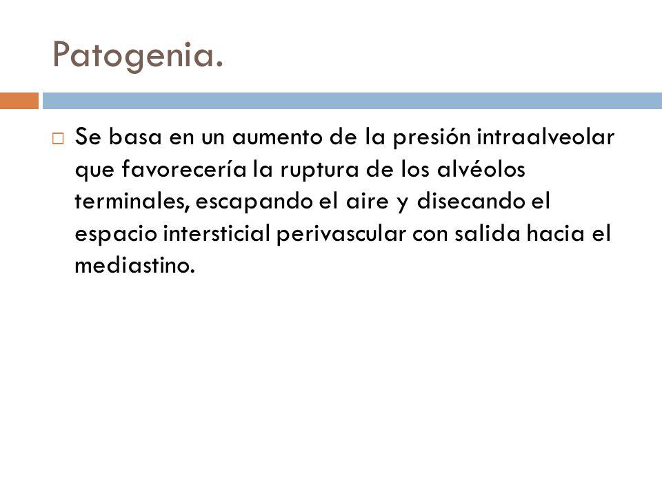 Patogenia.