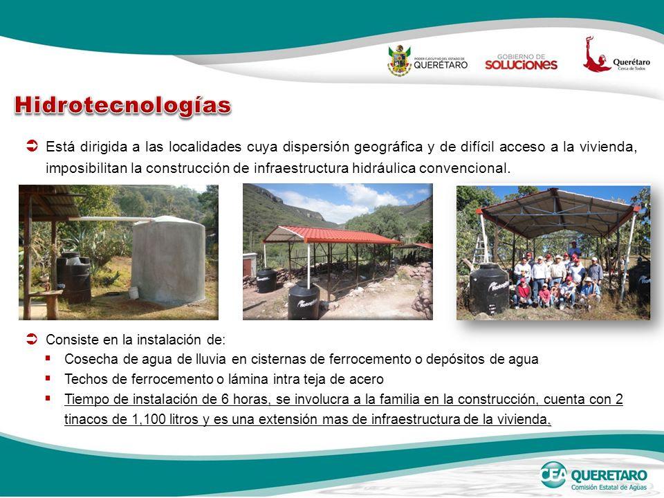 Hidrotecnologías
