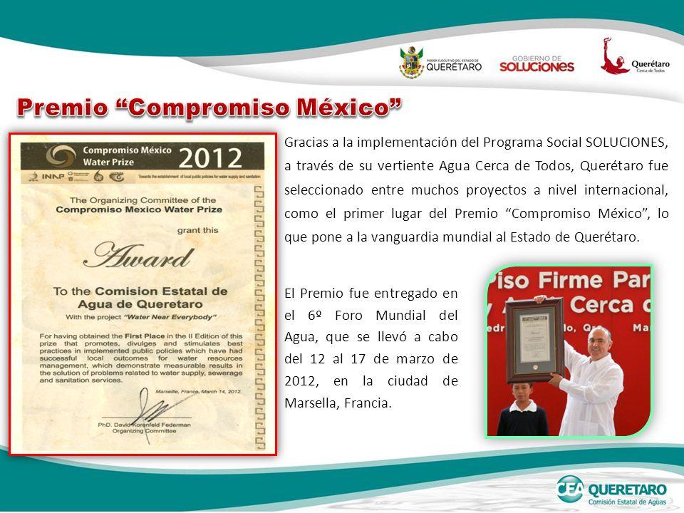 Premio Compromiso México