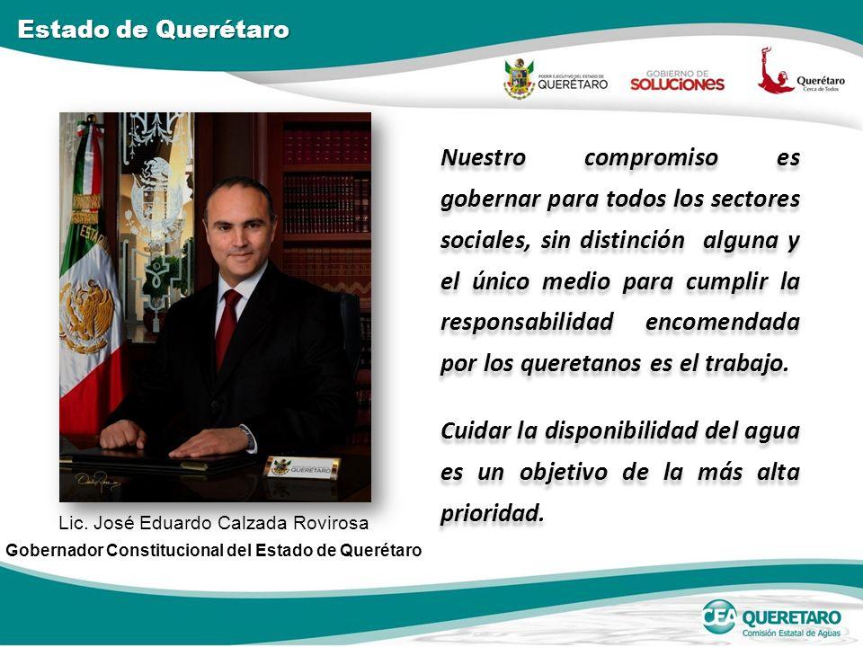 Gobernador Constitucional del Estado de Querétaro