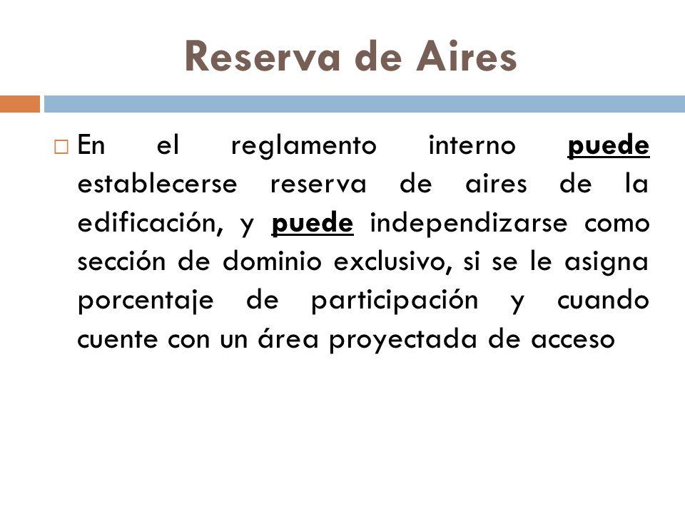 Reserva de Aires
