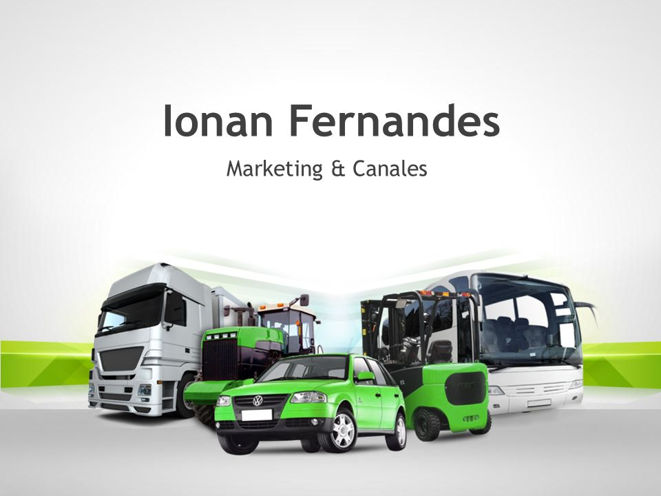 Ionan Fernandes Marketing & Canales
