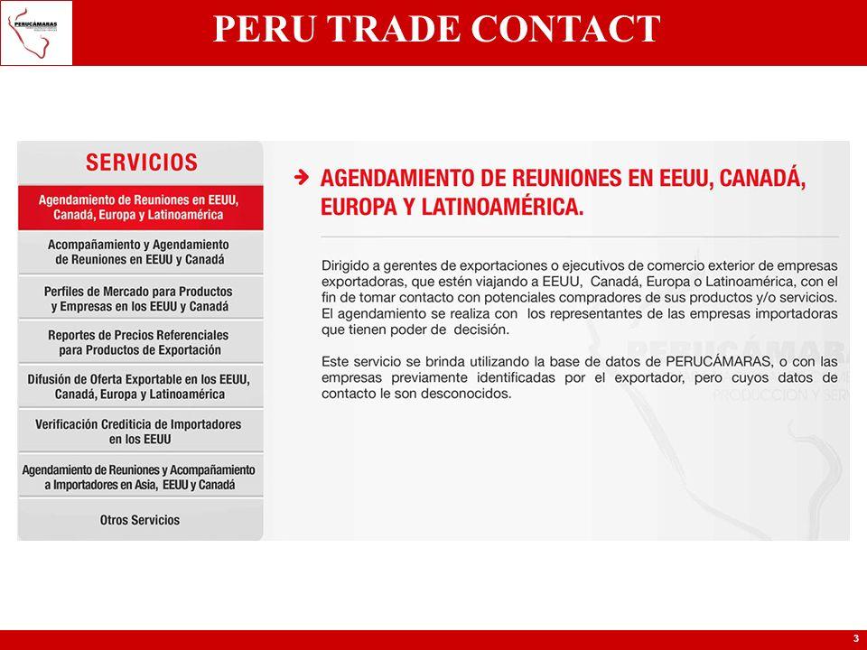 PERU TRADE CONTACT