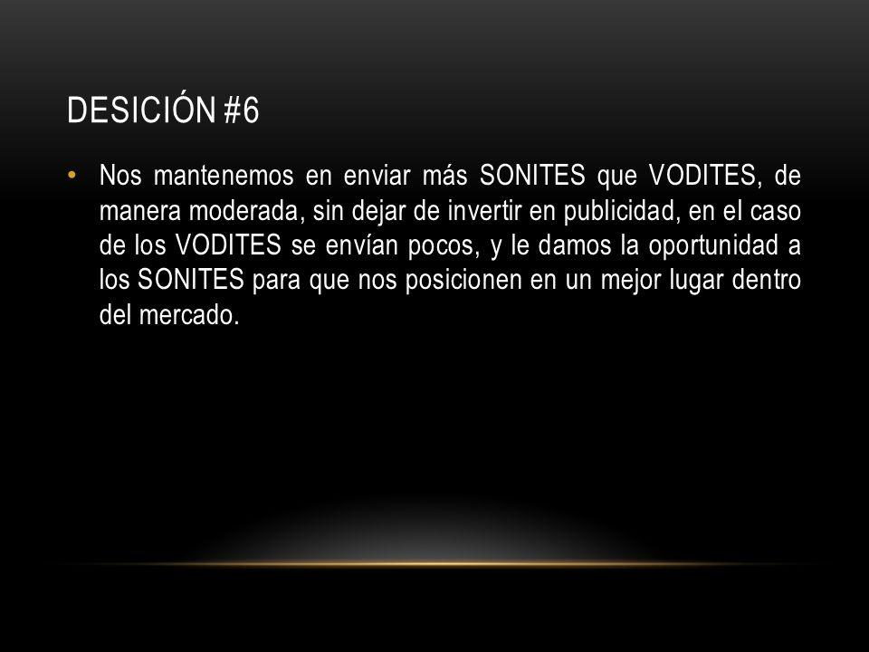 DESICIÓN #6