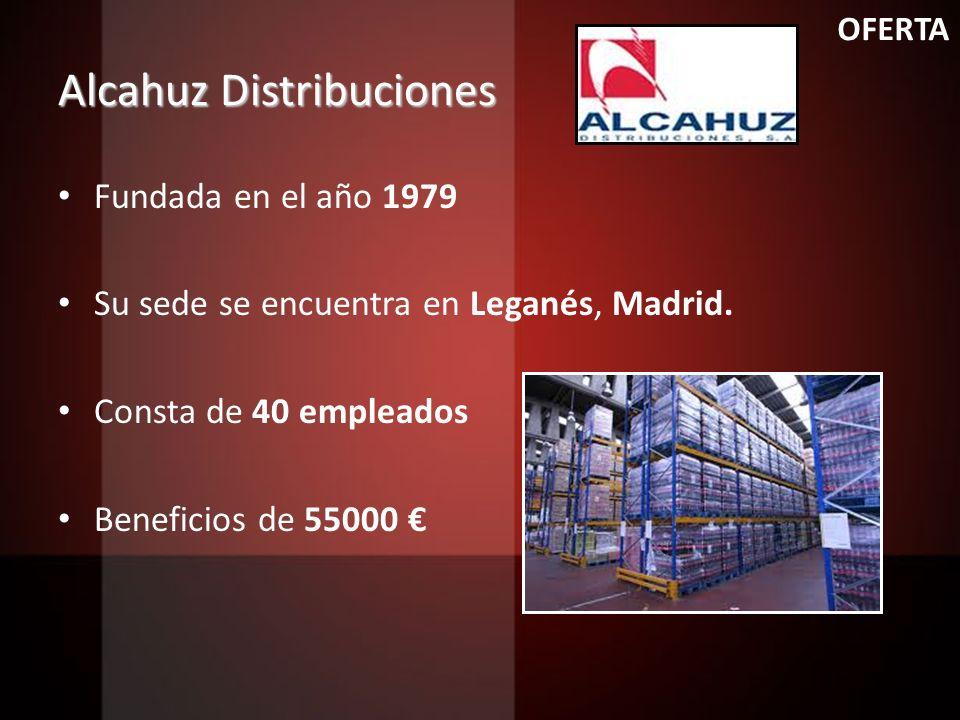 Alcahuz Distribuciones