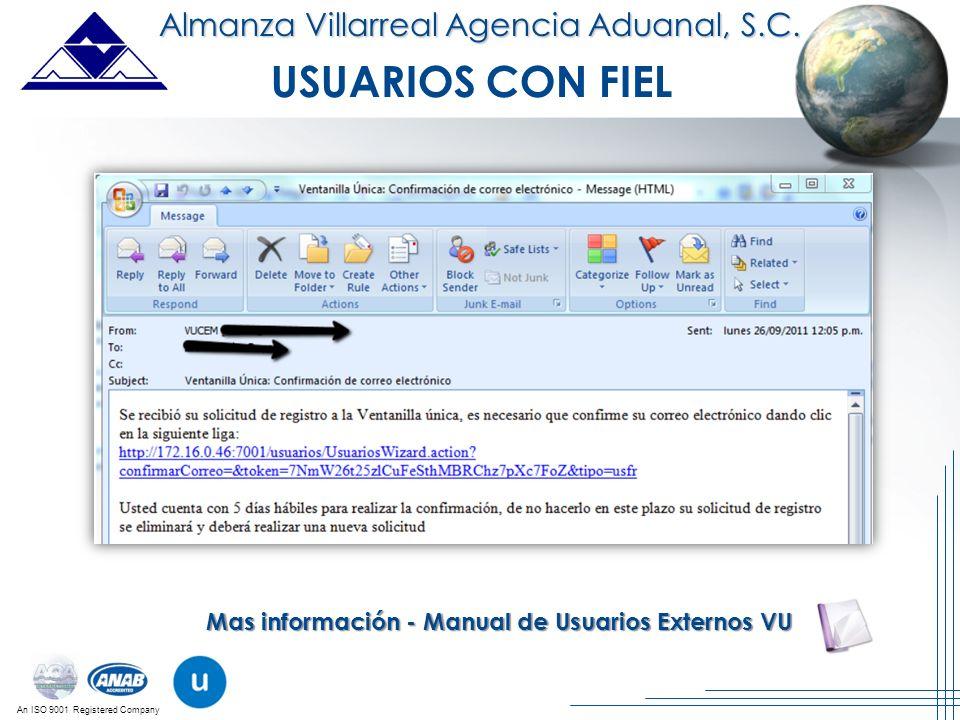 Mas información - Manual de Usuarios Externos VU