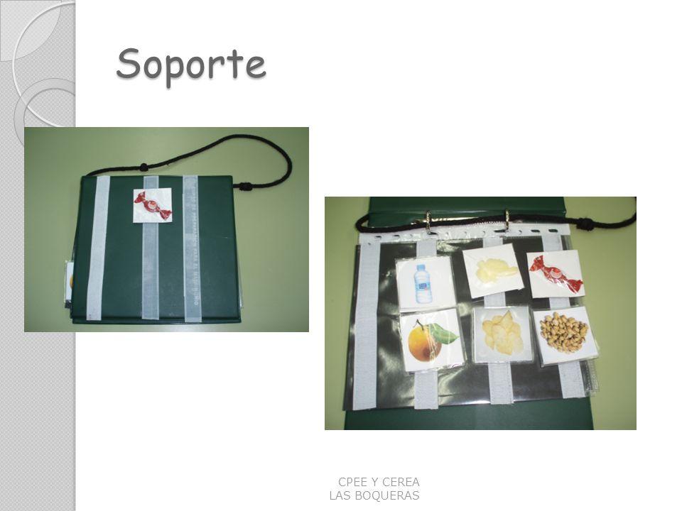 Soporte CPEE Y CEREA LAS BOQUERAS