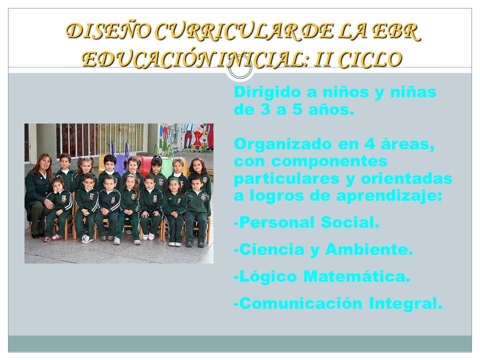 Educaci n inicial ppt video online descargar for Diseno curricular educacion inicial