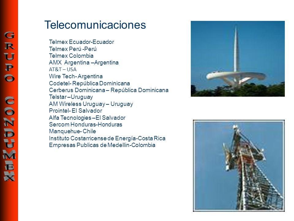 Telecomunicaciones Telmex Ecuador-Ecuador Telmex Perú -Perú